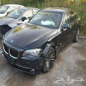 تشليح بي ام دبيلو BMW مستورد i730 x5 x6