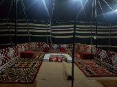 مخيم الفخامه بروضة خريم