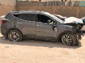 الرياض - سياره هونداي  سنتافي