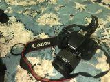 كاميرا600d و عدسه زوم 300متر