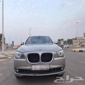 BMW 740 للبيع موديل 2012