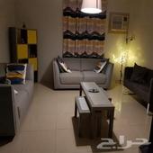 اثاث غرفة جلوس كاملة للبيع نضيف جدا