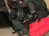 السلام عليكم عندي كاميرا كانون D600 على السوم