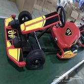 سياره كريزي سباق السيارات ( للأطفال والكبار)