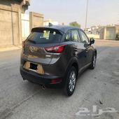 سيارة مازدا قمة في النظافة موديل 2018 CX3