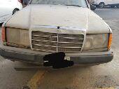 للبيع مرسيدس E230 تشليح كامل