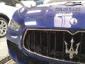 العربة المترفة لصيانة السيارات الاوربيه