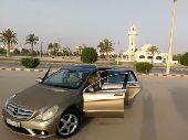 مرسيدس R350 عائلي للبيع