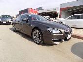 BMW 640iجراند كوبيه موديل 2014 ممشي قليل