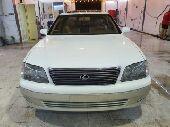 للبيع LS400 وبطاقة سكانية وسيارات أخرى