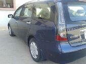 للبيع سيارة فان متسوبيشي جرانديز عائلية