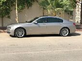 BMW بي ام دبليو بحالة الوكاله 2009 750li