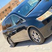 سياره للبيع هوندا (اوديسي)موديل2011 5ابواب