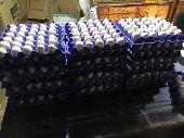 بيض بلدي مخصب ومائدة