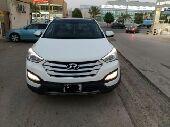 الرياض - -سيارة هونداي سنتافي