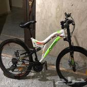 دراجة هوائية رياضيه. شركة ان اي كي