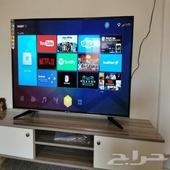 شاشات تلفزيون واي فاي سمارت مع توصيل