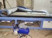 مكينة ليزر CNC