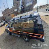 جيب صالون تويوتا 85 الموقع محافظة رنية