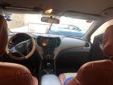 سيارة سنتافي موديل 2016 شبه جديدة شد بلدها