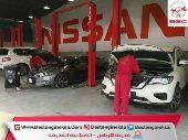 مركز المحوك الافضل لصيانة سيارات نيسان