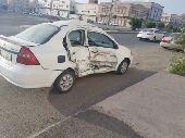 سيارة أ يو موديل 2008 للتشليح