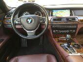 BMW 740iL بي أم الفئة السابعة 2014
