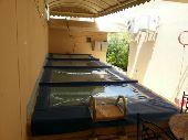 وفر فلوس تبديل مياه المسبح اغطية مسابح