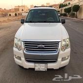 فورد اكسبلور سعودي دبل موديل 2010