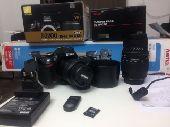 كاميرة نيكون D3200