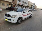 الرياض - هايلكس 2011 قير مكينة