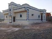 تصميم حجر الرياض بالسمنت الأبيض والبطحاء