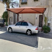 لكزسls430 مديل2005 سعودي قمة النضافة المستخدم