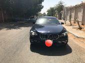 للبيع BMW730li  2015