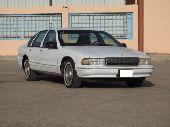 للبيع كابرس 1995 فل كامل LTZ مصدوم