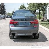 BMW 750i XDrive 2018