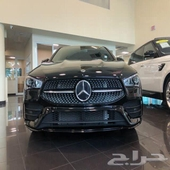 Cla 250 2020 Night Package