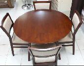 طاولة طعام خشب ماليزي