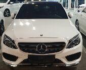 دبي - مرسيدس CLS  موديل 2014
