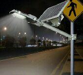 انارة طاقة شمسية للاعمدة