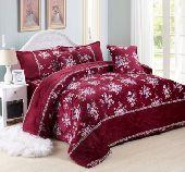 مفارش سرير راقية بأروع الموديلات والتصاميم
