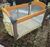 سرير أطفال Juniors وكراسي أطفال من IKEA