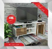 طاولة تلفاز تركية وشحن مجاني