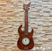 ساعة جيتار
