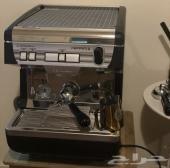 آلة اسبريسو ابيا II نصف رقمية التحكم