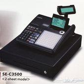 جهاز كاشير كاسيو مع برمجه وتدريب مجاني