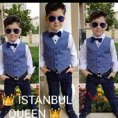 ملابس العيد...للاطفال...صناعه تركي