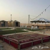 مخيم ليالي السمر للايجار