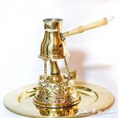 طقم سبرتاية (بابور) صانعة القهوة التركية