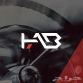 شاشة خاصة لل لاندكروزر 16 -17- 18من هاب HAB